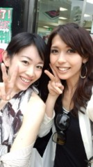 奥山あゆみ 公式ブログ/ご機嫌な2人♪ 画像1