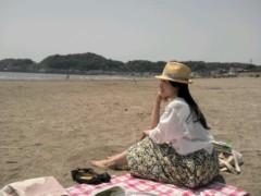 奥山あゆみ 公式ブログ/気持ちい〜(*´▽`*) 画像1