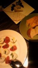 奥山あゆみ 公式ブログ/dinnerなう♪ 画像1