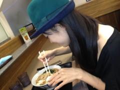 奥山あゆみ 公式ブログ/ 富士そば食べたよ(^▽^) 画像1