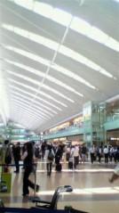 奥山あゆみ 公式ブログ/羽田空港なう(^o^) 画像1