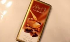 奥山あゆみ 公式ブログ/リンツのチョコレート♪ 画像1