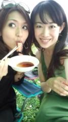 奥山あゆみ 公式ブログ/ ご機嫌な2人♪BBQバージョン(笑) 画像1