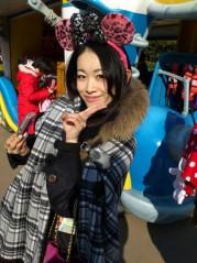 奥山あゆみ 公式ブログ/ミニーマウス!?(笑) 画像1