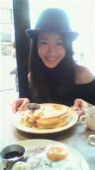 奥山あゆみ 公式ブログ/パンケーキ♪ 画像1