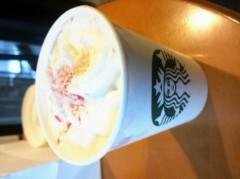 奥山あゆみ 公式ブログ/桜ホワイトチョコレート♪ 画像1