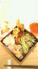 奥山あゆみ 公式ブログ/お弁当♪ 画像1