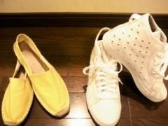 奥山あゆみ 公式ブログ/新しいお靴たち♪ 画像1