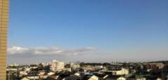 奥山あゆみ 公式ブログ/いいお天気だぁ〜 画像1