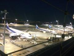 奥山あゆみ 公式ブログ/空港に。。 画像1