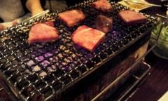 奥山あゆみ 公式ブログ/お肉なのだ(ノ^^)ノ 画像1