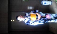 奥山あゆみ 公式ブログ/浴衣ーーヾ(≧∇≦) 画像2