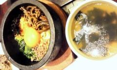 奥山あゆみ 公式ブログ/韓国料理ーー♪ 画像2