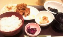 奥山あゆみ 公式ブログ/きちんと食べるのだ♪ 画像1