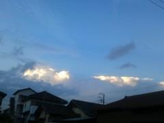 奥山あゆみ 公式ブログ/涼しい。 画像1