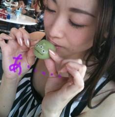 奥山あゆみ 公式ブログ/リトルグリーンまん?!笑 画像3