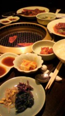 奥山あゆみ 公式ブログ/焼肉ランチ(>▽<) 画像1