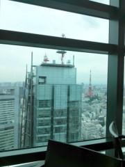 奥山あゆみ 公式ブログ/よい眺めでの… 画像2