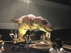 奥山あゆみ 公式ブログ/恐竜さん(*^^*) 画像2