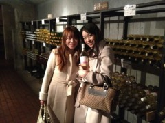 奥山あゆみ 公式ブログ/ワインワイン♪ 画像1