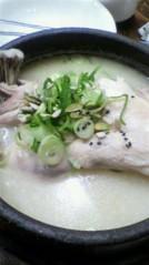 奥山あゆみ 公式ブログ/サムゲタン!! 画像1