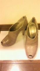 奥山あゆみ 公式ブログ/新しい靴♪ 画像1