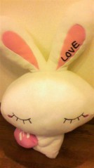 奥山あゆみ 公式ブログ/ウサギ年なのです♪ 画像1