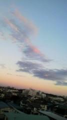 奥山あゆみ 公式ブログ/夕暮れ 画像1