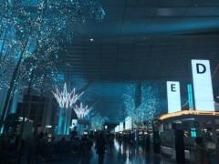 奥山あゆみ 公式ブログ/空港に。。 画像2