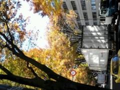 奥山あゆみ 公式ブログ/今日も。 画像1