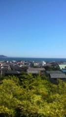 奥山あゆみ 公式ブログ/長谷寺なう☆ 画像2