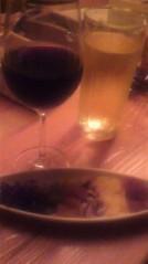 奥山あゆみ 公式ブログ/ワインが好き♪ 画像2