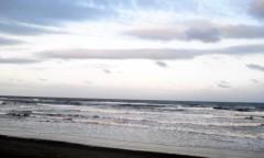 奥山あゆみ 公式ブログ/冬の海 画像1