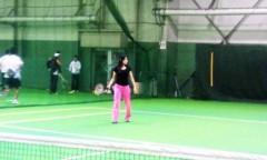 奥山あゆみ 公式ブログ/テニスー(^-^*) 画像2