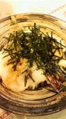 奥山あゆみ 公式ブログ/とろろ漬けマグロ丼☆ 画像1