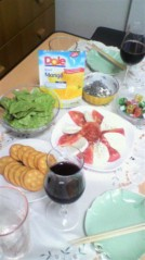 奥山あゆみ 公式ブログ/ お泊まり会のあれこれ☆その1♪ 画像1