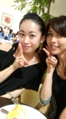 奥山あゆみ 公式ブログ/ミウたんと一緒(笑) 画像1