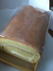 北原麻有 公式ブログ/ロールケーキ♪ 画像2