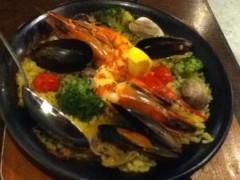 北原麻有 公式ブログ/スペイン料理食べてきたよっ 画像2