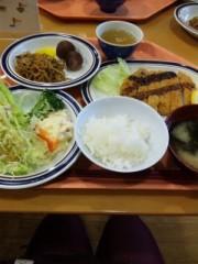 北原麻有 公式ブログ/夜ご飯^^ 画像1