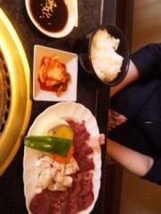 北原麻有 公式ブログ/肉の田村 画像2