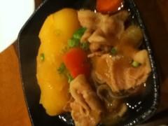 北原麻有 公式ブログ/お腹いっぱい幸せ 画像3