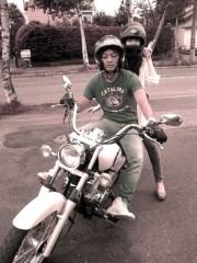 北原麻有 公式ブログ/兄とバイク 画像1