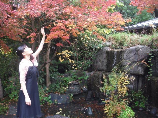 紅葉と私 〜ラスト〜