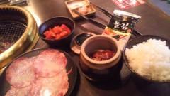 井上あかね 公式ブログ/大好きな『独り焼き肉』 画像1