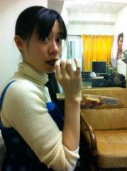 井上あかね 公式ブログ/チョコレートの宣伝写真☆ 画像1
