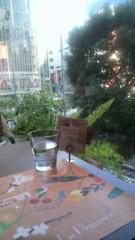 井上あかね 公式ブログ/ロクシタンカフェ♪ 画像1