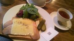 井上あかね 公式ブログ/美味しいチーズと美味しいハム 画像1
