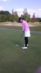 井上あかね 公式ブログ/ゴルフ 画像2