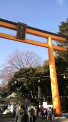 井上あかね 公式ブログ/氷川神社 画像1